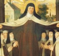 El amor de Santa Teresa por su sobrina, primera carmelita americana