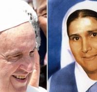 El Papa Francisco pide a los fieles rezar por la religiosa beatificada en Caracas
