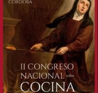 II Congreso Nacional sobre Cocina Conventual en Córdoba