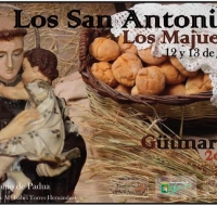 Güímar celebra los días 12 y 13 de junio su festividad en honor a San Antonio de Padua