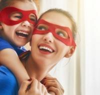 Los superhéroes en la vida de los niños