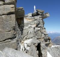 Don Pierino, un sacerdote enamorado de la Virgen y de la montaña que unió ambos amores
