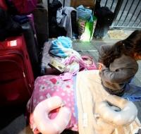 Más de 1.000 niños sin hogar en España