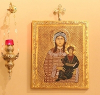 Nuestra Señora de Aradin, Madre de la Iglesia Perseguida, preside el primer santuario dedicado a los cristianos perseguidos