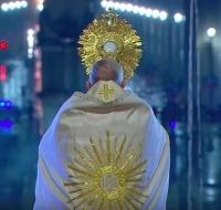 Histórica Bendición del Papa Francisco al mundo