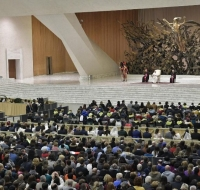 Audiencia General Papa Francisco, 16 de enero de 2019