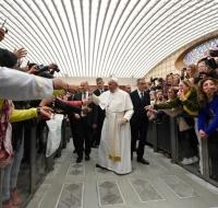 "La Iglesia no se cansa de acoger a todos ""con corazón de madre"""