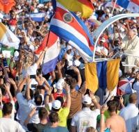 El Papa sigue con alegría los preparativos de la JMJ 2023