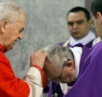 El Papa Francisco presidirá la Misa del Miércoles de Ceniza en Roma