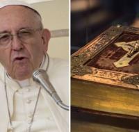 El Papa Francisco comparte sus tres pasajes favoritos de la Biblia