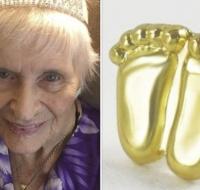 """Fallece Virginia Evers, creadora del pin """"pies preciosos"""", símbolo de los pro vida"""