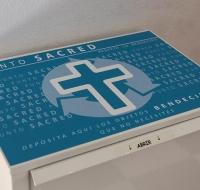 Iniciativa para dar un final digno a objetos religiosos en desuso