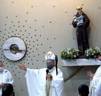 Parroquia de Brasil recibe reliquia de primer grado de San Antonio de Padua