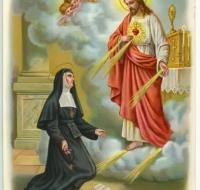 Hoy, 16 de octubre, la Iglesia celebra a Santa Margarita María de Alacoque