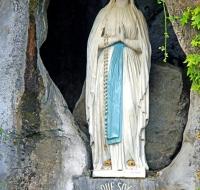 La Iglesia francesa atribuye nuevo milagro a la Virgen de Lourdes