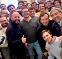 Tamara Falcó revoluciona el Seminario de Madrid