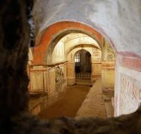 El Vaticano abre al público seis catacumbas por primera vez