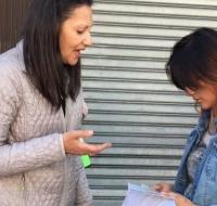 Victoria provida, los rescatadores podrán seguir a las puertas de los abortorios en Queens