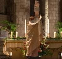 Barcelona se llenó para adorar al Santísimo Sacramento