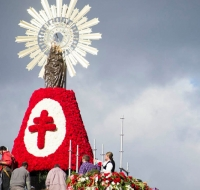 Jota masiva en desagravio a la Virgen del Pilar