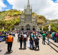 Santuario basílica Las Lajas