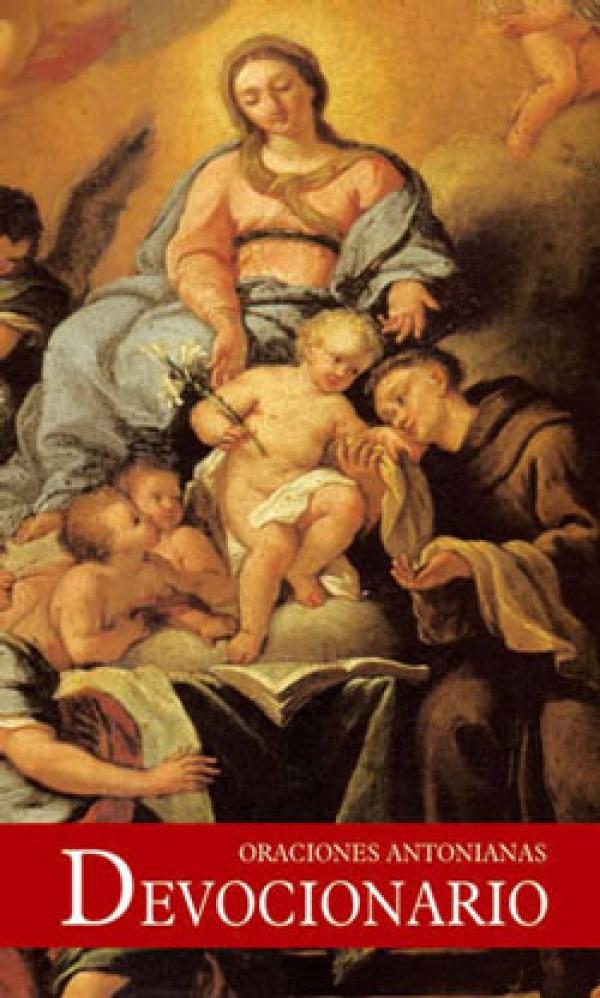 Devocionario (Oraciones Antonianas)