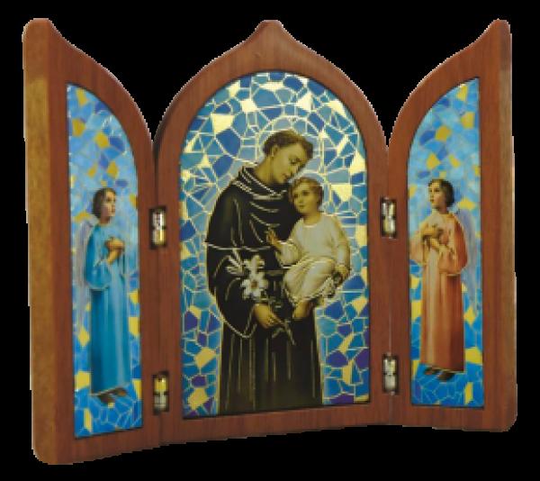 Tríptico de San Antonio de Padua