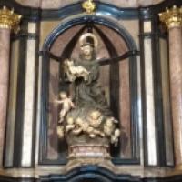 San Antonio de Padua. Basílica de Pilar