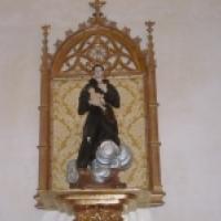 San Antonio de Padua. Catedral de Castellón
