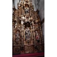 San Antonio de Padua. Catedral de Oviedo, asturias