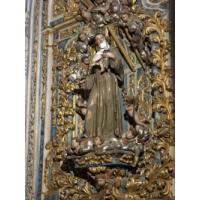 San Antonio de Padua en la Catedral de Salamanca
