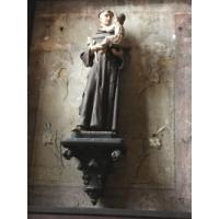 San Antonio de Padua. Catedral de San Sacerdos en Sarlat, Francia