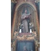 San Antonio de Padua. Catedral de Segovia