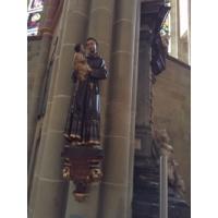 San Antonio de Padua, Catedral de Treveris, Alemania