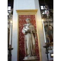 San Antonio de Padua. Catedral de Udine, Italia