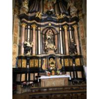 San Antonio de Padua en la Catedral del Pilar