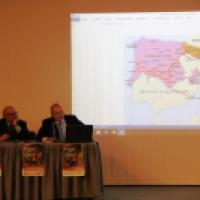 Luis Fernando de Zayas y Arancibia presentó a Rafael Sánchez Sauz. Conferencia en Bilbao el 15 Mayo de 2019