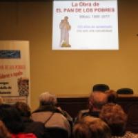 San Antonio de Padua. Convención anual en Bilbao de El Pan de los Pobres 28 de Noviembre 2017