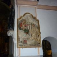 San Antonio de Padua. Iglesia de Calatayud, Zaragoza