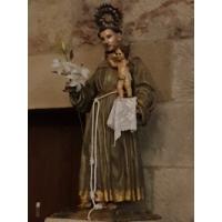 San Antono de Padua. Iglesia de San Juan, Zamora