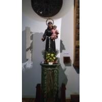 San Antonio de Padua. Iglesia del Corpus Christi, Segovia