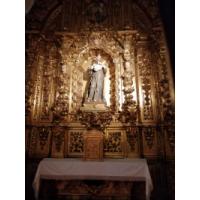 San Antonio en la Iglesia de San Felipe Neri, Valladolid