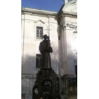 San Antonio de Padua en Lisboa, Portugal