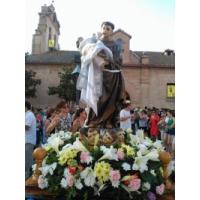 San Antonio de Padua. Navas de Oro, Segovia