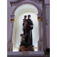 San Antonio de Padua. Parroquia Nuestra Señora del Rosario, Bello, Colombia