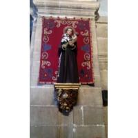 San Antonio de Padua. Parroquia de San Isidoro, Oviedo
