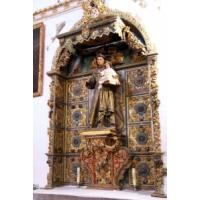 San Antonio de Padua, Convento de Santa Clara, Carmona, Sevilla