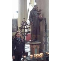 San Antonio de Padua, Brujas, Bélgica