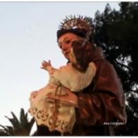 San Antonio de Padua. Almendralejo, Badajoz