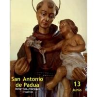 San Antonio de Padua. Bellavista. Aljaraque, Huelva